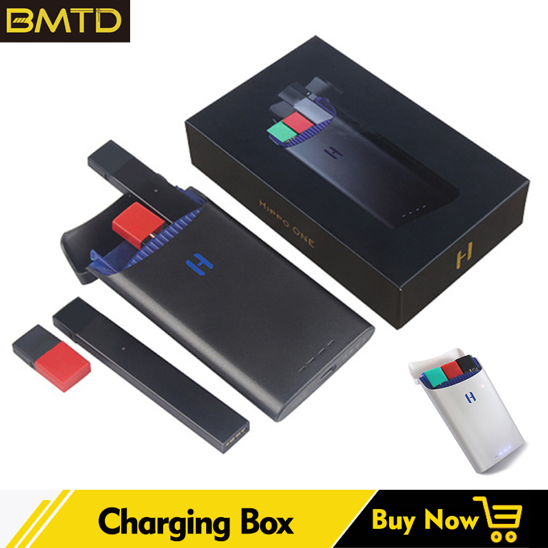 Easy Portable Charger Power Bank Charging Battery Case Holder Compatible For Juul00 Charging Pods Case Holder BoxEasy Portable Charger Power Bank Charging Battery Case Holder Compatible For Juul00 Charging Pods Case Holder Box