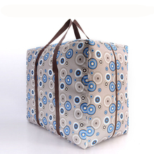 2019 Large Capacity Printing Women Travel Bag Multifunctional thickening quilt Bags High Quality Portable Travel Luggage Bags