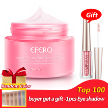 efero Remove Freckles Cream Skin Whitening Spot Remover Melasma Reduces Age Spots Fade Acne Treatment Face Care