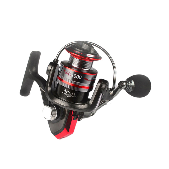 Interchangeable Ocean 5 2:1 Ball Bearings Type Fishing Reels Gear Ratio  Left Right Hand Spinning Reel-in Fishing Reels from Sports & Entertainment  on