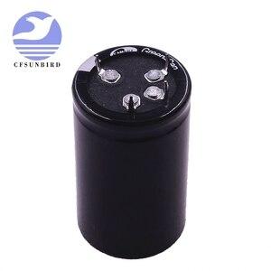 Image 3 - Farad condensateur 2.7V 500F 35*60MM Super condensateurs à travers le trou usage général 2.7V500F condensateur deux pieds/quatre pieds
