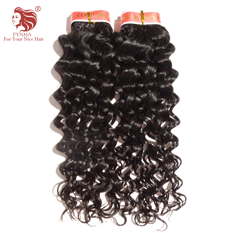 ФОТО 2pcs/lot Peruvian hair top grade Virgin Human Hair  Extensions Unprocessed Hair Italian curl Natural Color free shipping