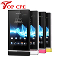 Sony Xperia U ST25 ST25i 3G GPS WIFI 5MP Android Unlocked Original Mobile Phone one year warranty free shipping