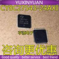 10pcs/lot CY8C27543 CY8C27543-24AXI CY8C27543-