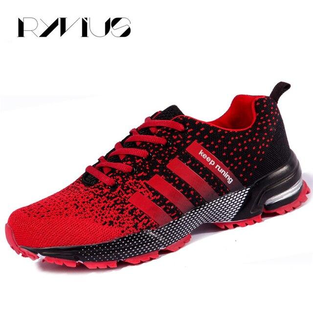 Dos ryvius Tamanho Grande 35-46 Keep Running Shoes Almofada Tênis de  Corrida Das Mulheres c0c262f77b2a7