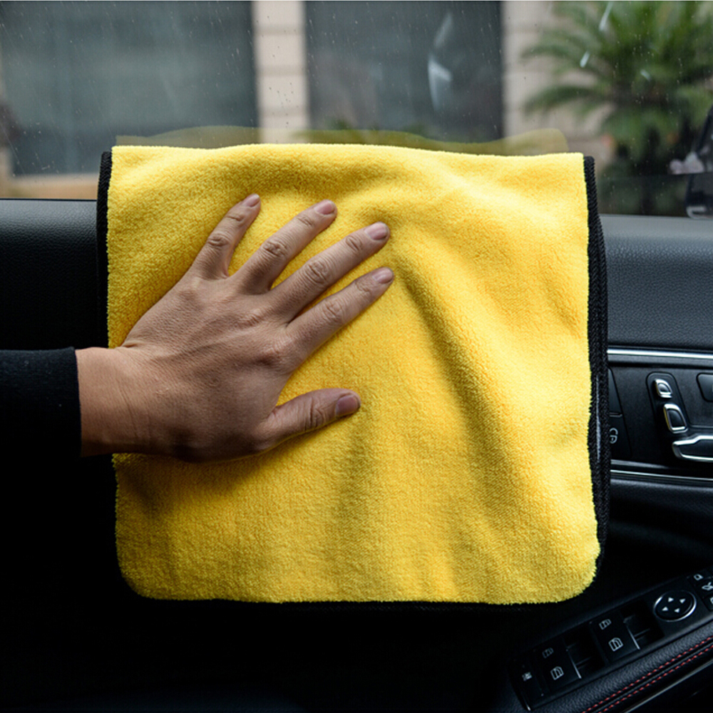 Car Tax Disc Holders Genteel Car-styling Car Care Wash Cleaning Microfiber Towel For Renault Ford Focus 2 Audi A4 B5 Peugeot 206 Ford Mondeo Mk4 Audi A3 Dependable Performance Automobiles & Motorcycles