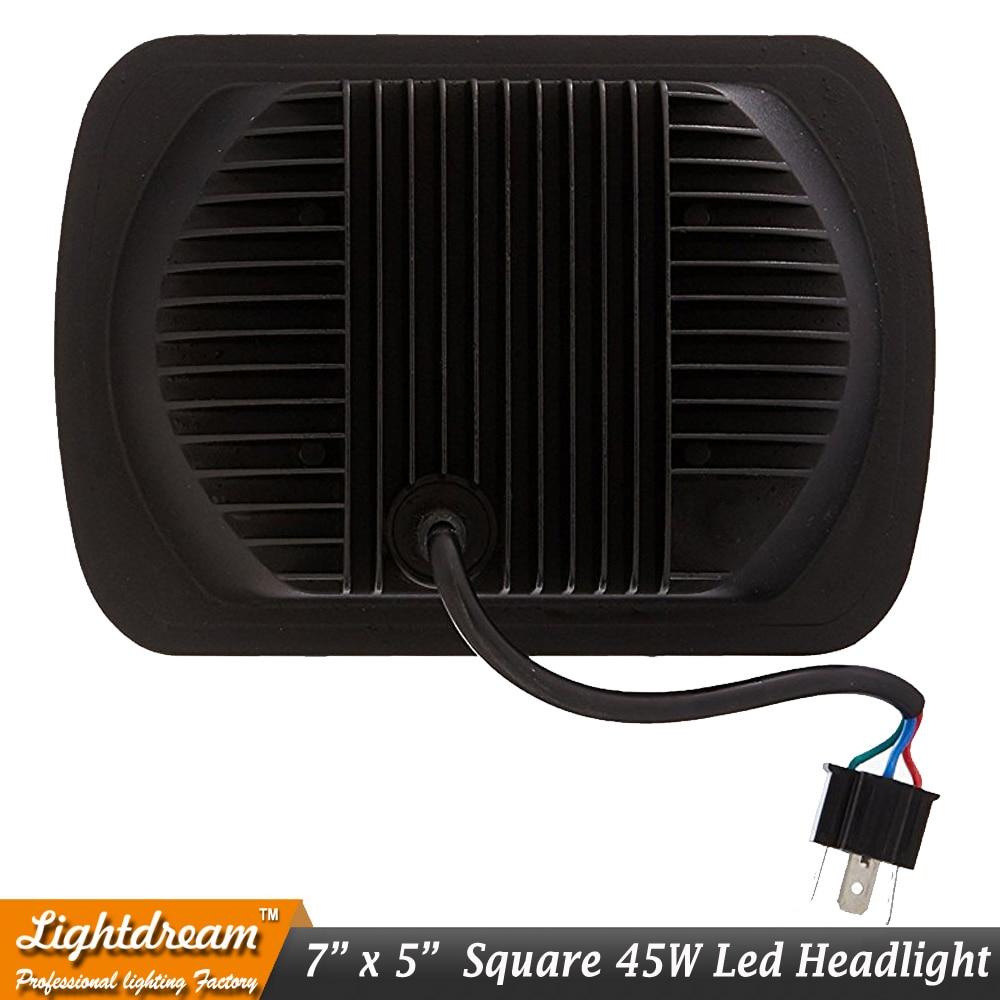 7x6 οδήγησε σφραγισμένο δοχείο 7x5 45W LED - Φώτα αυτοκινήτων - Φωτογραφία 5