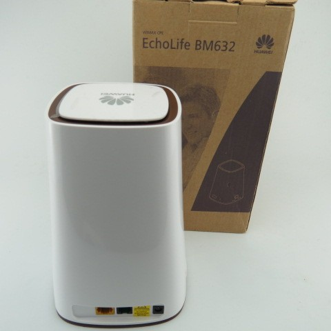 Huawei bm632 3.3-3.6g wimax cpe roteador sem fio indoor