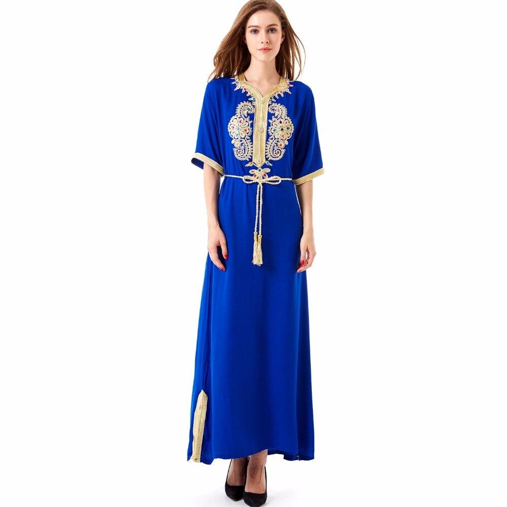 online kaufen gro handel marokkanischen kleider aus china. Black Bedroom Furniture Sets. Home Design Ideas