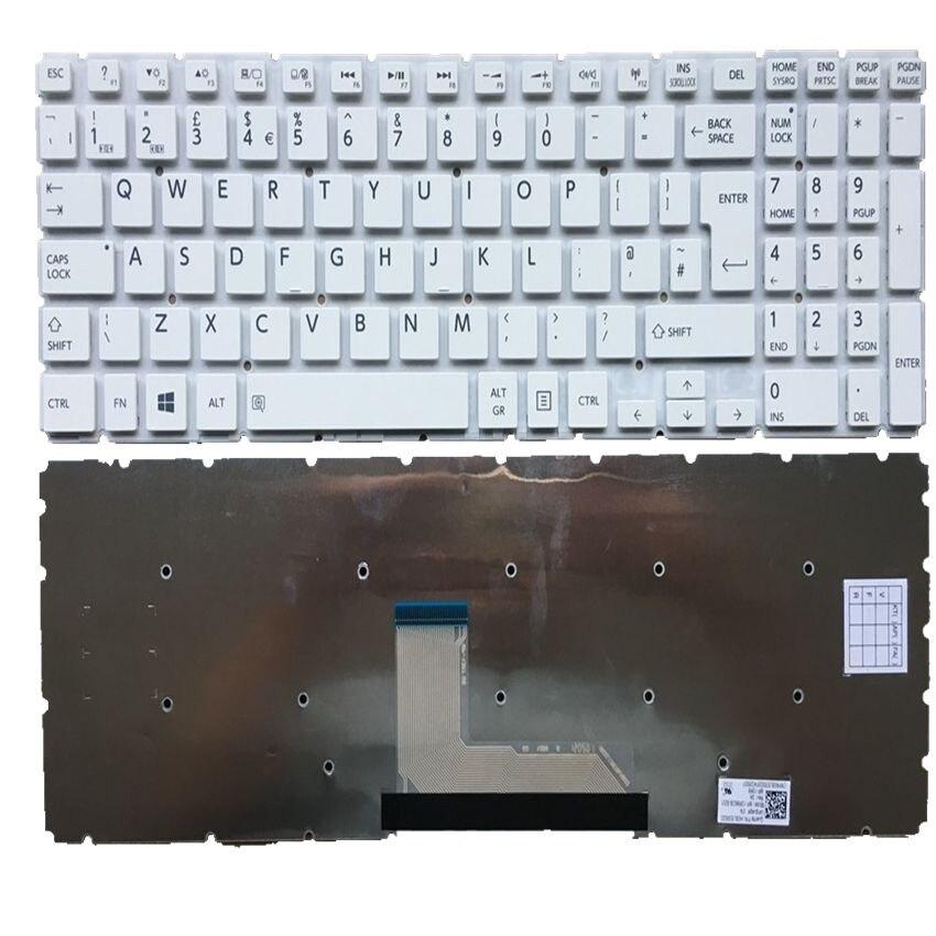 New fit Toshiba Satellite L45-B4176WM L45-B4180PM US Black Backlit Keyboard