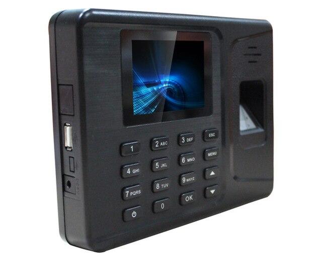 Linux system TX628/ID 3200 users fingerprint and 125KHZ FRID card reader Fingerprint time attendance