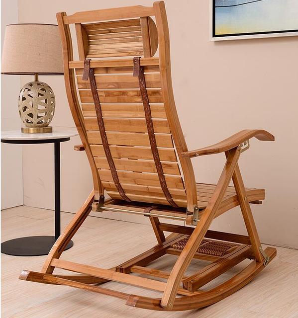 Outdoor/Indoor Reclining Rocking Chair 4