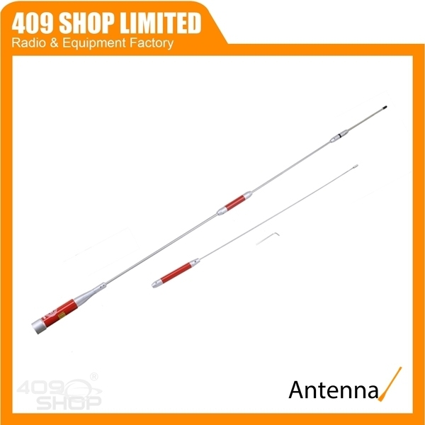 Cosecha HAR7900 145 / 435 MHz PL259 ham radio antena del coche