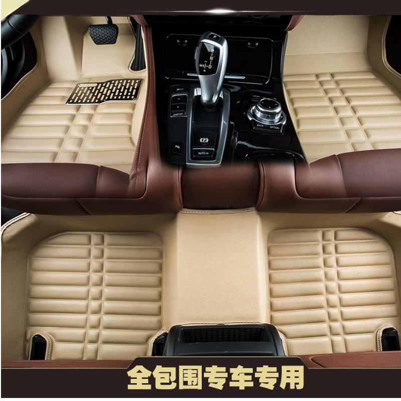 floor car floor mats for Chevrolet LOVA /RV SAIL EPICA CRUZE AVEO MALIBU/XL CAPTIVA 3D car-styling carpet floor liner leather car seat covers for chevrolet cruze sail love aveo epica captiva cobalt malibu lacetti car accessories styling