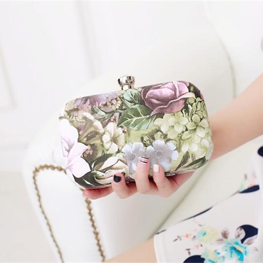 2017 bolsos de tarde del embrague bolsa de mujer nueva moda Cheongsam de dos car