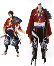 Touken Ranbu Mutsunokami Yoshiyuki Cosplay Costume Custom Made