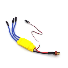 XXD HW30A 30A HW40A 40A бесщеточный FPV мини ESC электронный регулятор скорости для квадрокоптера Мультикоптер Радиоуправляемый Дрон F450 XXD