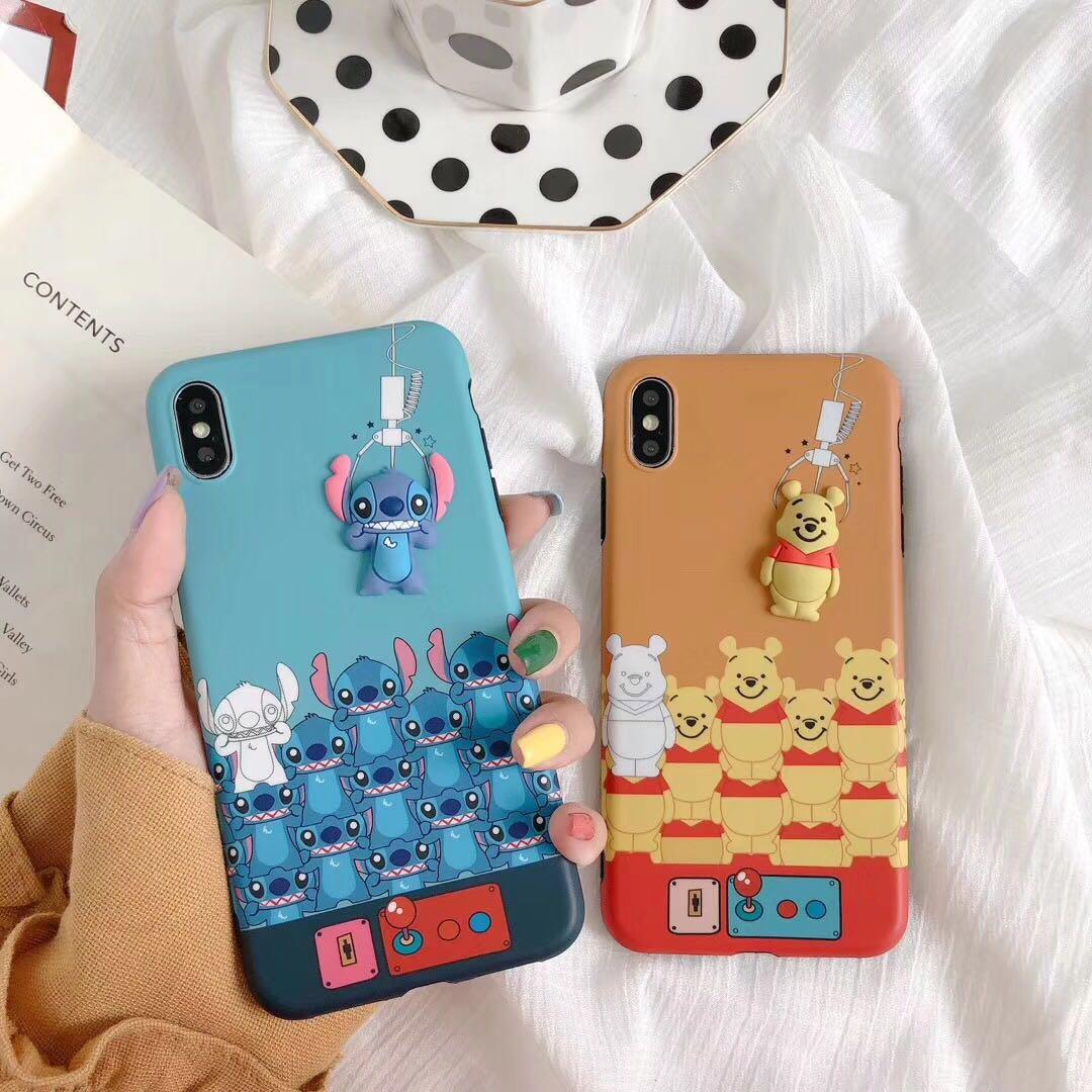 3D stitch Iphone Case
