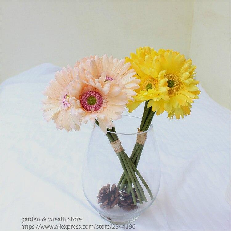 flores flores de margarita grande unids por ramo arreglo de flores de
