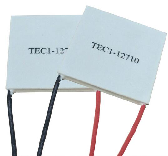 Free Shipping 20pcs TEC1 12710 DC12V 10A Thermoelectric Cooler Peltier 40*40*3.4MM  Best quality-in Integrated Circuits from Electronic Components & Supplies