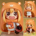 Nendoroid Anime Himouto! Umaru-chan Doma Umaru Brinquedos 10cm PVC Acton Figure Juguetes Collection Model Kids Toy Doll #524