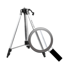 цена на 110cm Laser Level Tripod Nivel Professional Painted Aluminum Tripod With 5/8 Adapter Adjustable Measuring Tools