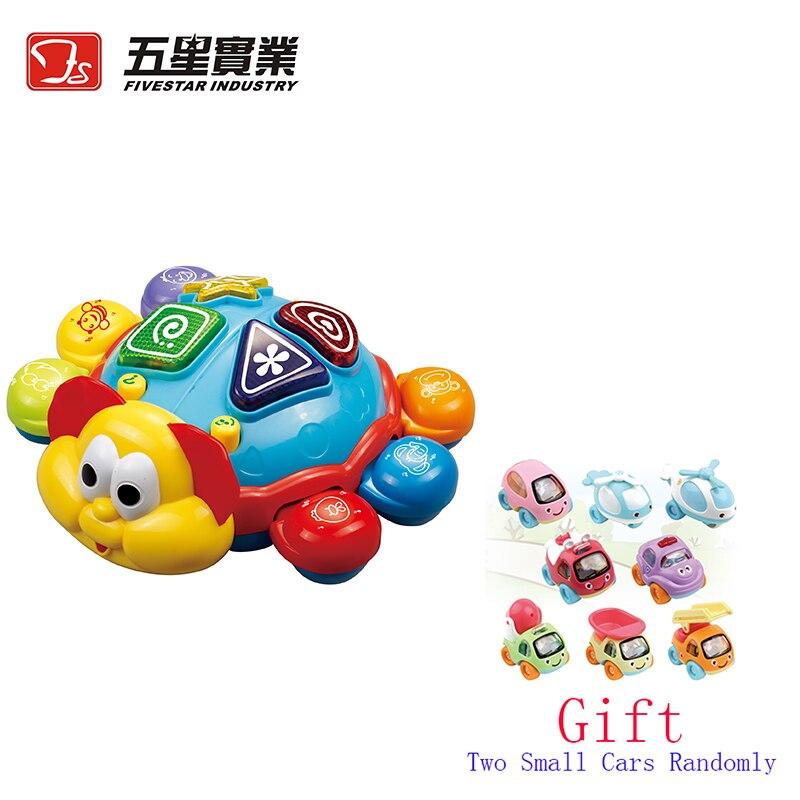 FS jouets 1 PC 34666 plastique bettle électronique animaux jouets électrique jouet électronique jouets pour enfants jouet interactif 0-12 mois