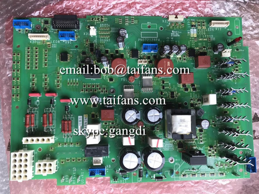 Home Appliance Parts Atv71 250kw Air Conditioning Appliance Parts Hard-Working Original Vx5a1hc2531 Power Board Main Board For Atv61 315kw