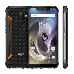 Image 2 - HOMTOM ZOJI Z33 4600mAh 3GB 32GB IP68 Waterproof phone 5.85inch HD+ 19:9 Smartphone Android 8.1 MTK6739 Face ID 4G Mobile Phone