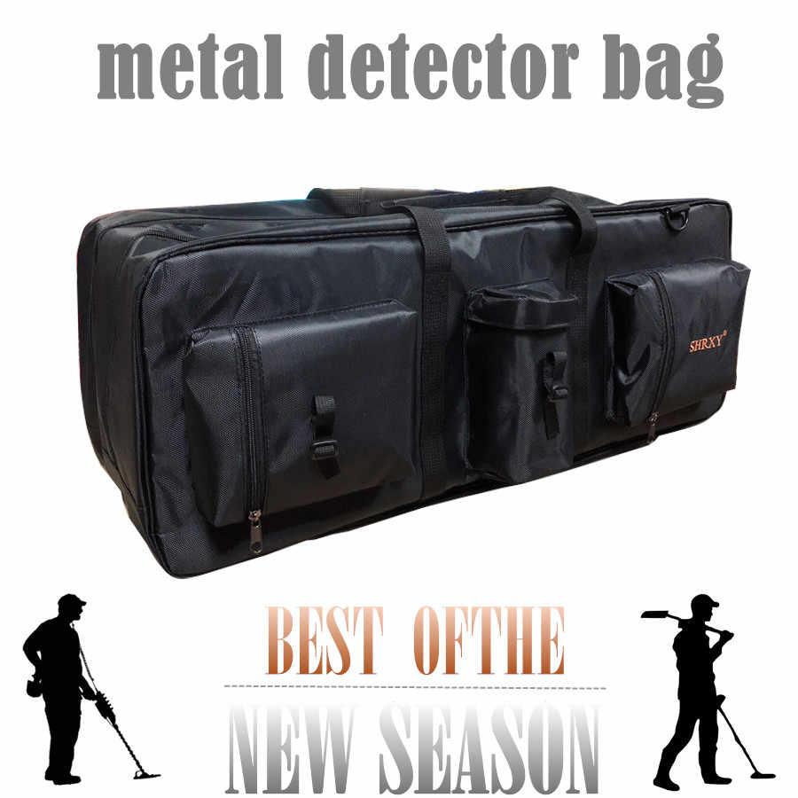 Carry bag Case Storage Test Meters Metal Detector Carrying Durable Practical