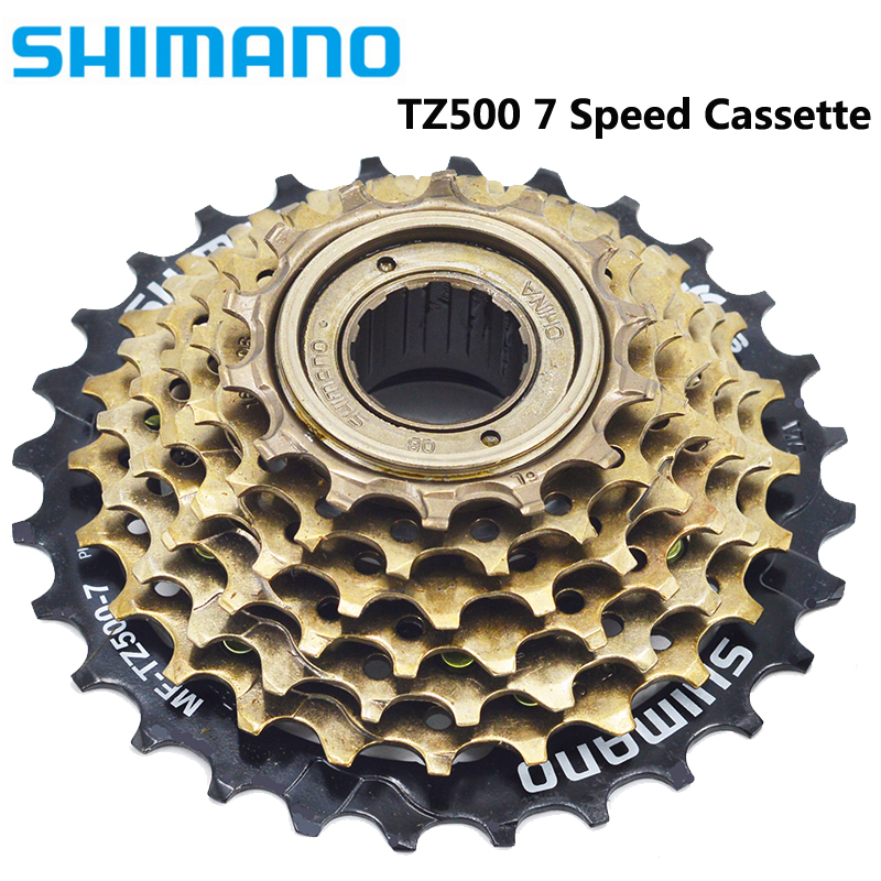 Bicycle Components & Parts Cassettes, Freewheels & Cogs Flight Tracker Sunrace 7 Speed 13-28 Freewheel