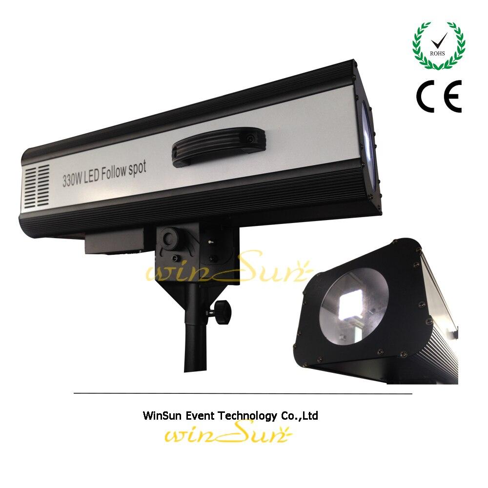 Litewinsune 330 W LED Spot Suivre Performances D'éclairage Éclairage de Scène