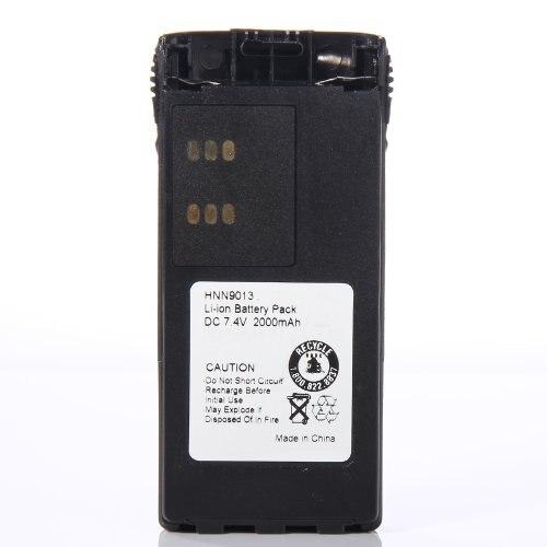 General ATC 7.4V 2000mAh <font><b>walkie</b></font> <font><b>talkie</b></font> Li-ion Battery HNN9013B HNN9013A for Motorola GP320, GP328, GP338, GP340, GP360, GP380