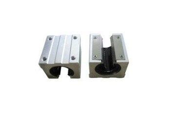 SBR30UU Sfere Lineare CNC Cuscinetto Support Unit, blocchetti di cuscinoSBR30UU Sfere Lineare CNC Cuscinetto Support Unit, blocchetti di cuscino