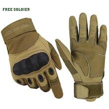 FREE SOLDIER перчатки мужские тактические Перчатки в милитари стиле для активного отдыха