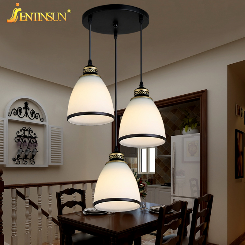 Modern Glass Milk White Black Shade LED Pendant Light Home Fixture Lighting Fashion Lights Hanging Lamp for Bar Bedroom Living modern pendant lamp led candle chandelier kevin reilly hemel math ring lighting innovative small and large size milk white glass
