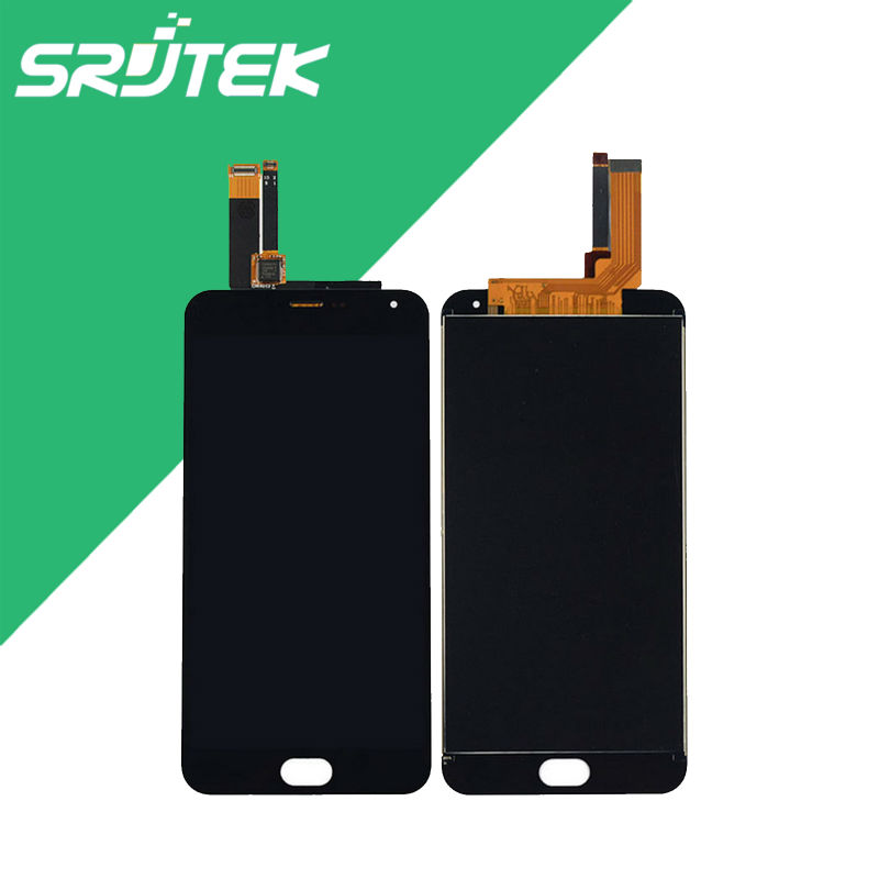 High Quality New 5.5 Inch For Meizu M2 Note LCD Display + Touch Screen Digitizer Sensor Glass Panel Replacement Parts  Black валик с ванночкой stayer 2 05438 18