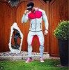 2016 Fitness Men Hoodies Gymshark Brand Clothing Men Hoody Zipper Casual Sweatshirt Muscle Men S Slim