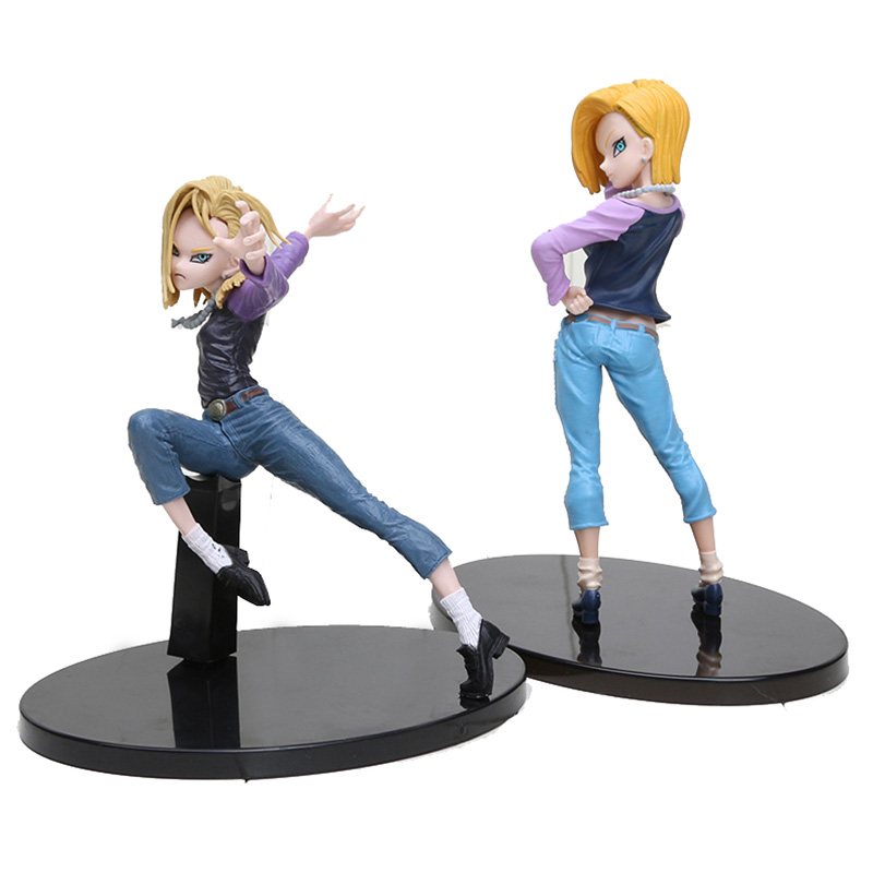 Toys For 18 : Dragon ball z action figures lazuli dxf toy anime