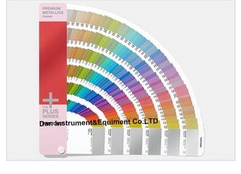 GG1505 Pantone Premium Metallics Coated color card