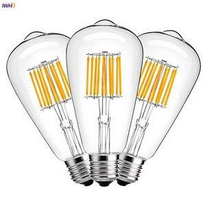 IWHD ST64 LED Filament Edison