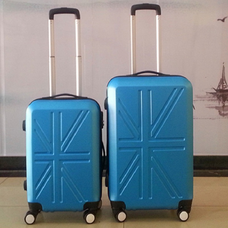 20/24 inches students trolley case ABS+PC woman Travel spinner luggage rolling suitcase child Pull rod box business Boarding box