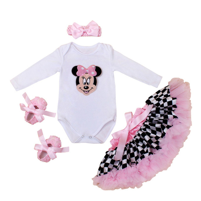 28734d7be331 Baby Rompers Cartoon Baby Girl Clothing Long Sleeve Character Romper ...