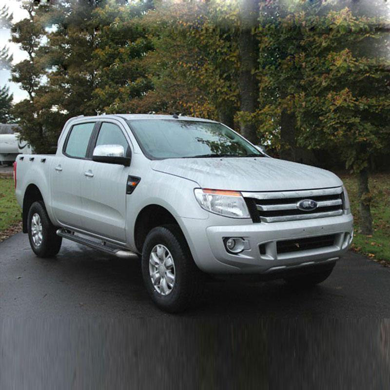 Faruri de față acoperă ornamentul lămpii pentru Ford Ranger 2012 - Piese auto - Fotografie 6