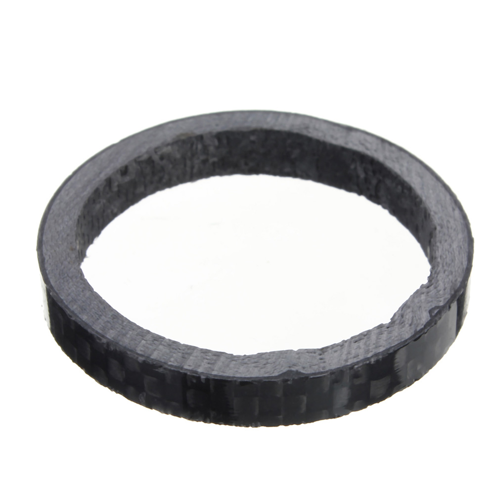 Bicycle Accessories Hight Light Brand New 5/10/15 / 20mm Highway And Mountain Bike Front Fork Carbon Fiber Washers shop YS-BUY