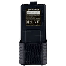 NKTECH UV-5R 3800mah Li-ion Battery For Baofeng UV5R UV5RE UV5RC UV5RS TYT F9 baofeng battery