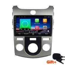 9 «2 г ram 32 г rom Android автомобильный DVD видео плеер gps для KIA Forte Cerato 2008 2009 2010-2012 аудио автомобиля Радио Стерео навигация