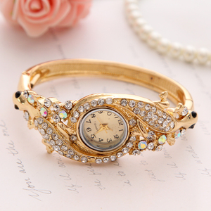 Hesiod Luxury Rhinestone Watch