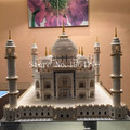 2016 New lepin 17001 Creator series the Taj Mahal Model Building Blocks set classic house Architecture Toys for children