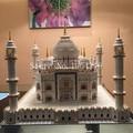 2016 Nueva lepin 17001 Creador de la serie el Taj Mahal Modelo Building Blocks set casa de Arquitectura clásica Juguetes para los niños